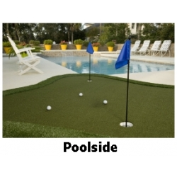 Pelz GreenMaker 3 holes 10'x16' by Pool - Shipping included